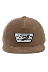 VANS VANS Full Patch Snapback Dirt