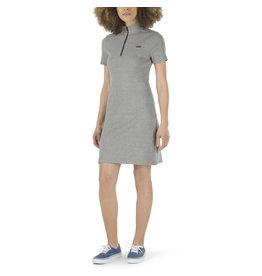 VANS VANS Studio Polo Dress Grey Heather