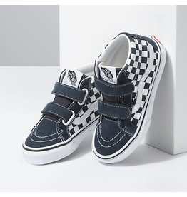 VANS VANS Sk8-Mid Reissue V (Checkerboard) India Ink/True White