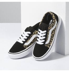 VANS VANS Comfycush Old Skool (Leopard) Black/True White
