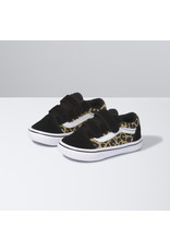 VANS VANS Comfycush Old Skool V (Leopard) Black/True White