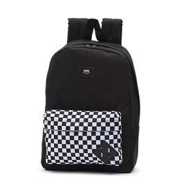 VANS VANS New Skool Backpack Boys Black Checker
