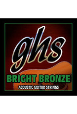 GHS GHS Bright Bronze™ 80/20 Copper Zinc Acoustic Guitar Strings - Ultra Light 10-46