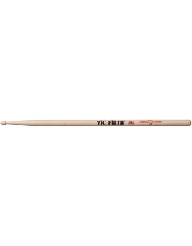 VIC FIRTH VIC FIRTH American Classic 5A Drumsticks (Hickory/Wood Tip)
