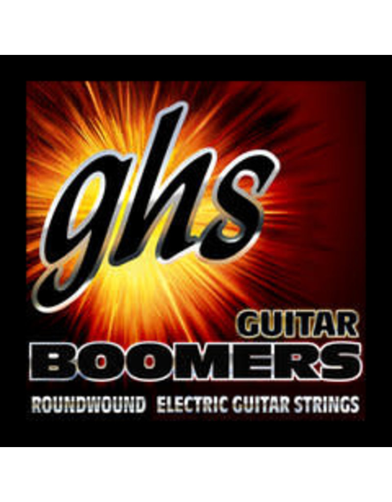 GHS GHS Boomers® 6-String - Medium Strings, 011-050