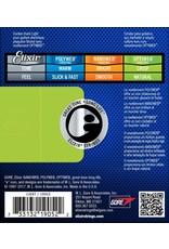ELIXIR ELIXIR Electric Light Nickel Plated Steel With Optiweb™ Coating .010 - .046
