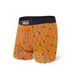 SAXX SAXX Vibe Boxer Brief Orange The Good Fat