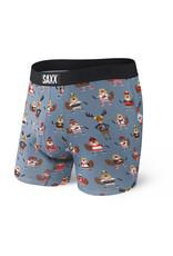SAXX SAXX Vibe Boxer Brief Grey Puck Yeah