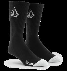 VOLCOM VOLCOM Boys Full Stone Sock 3Pk Black