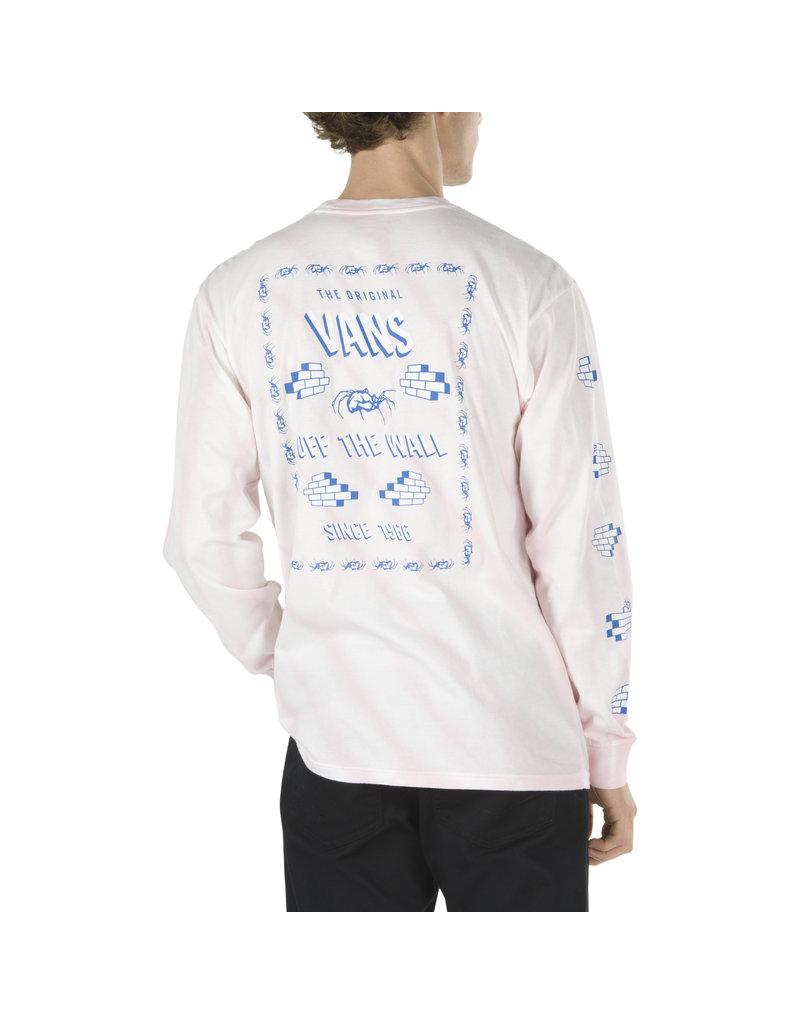 VANS VANS Widow Maker Tie Dye LS Vans Cool Pink