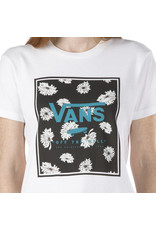 VANS VANS Boxed In Flop White