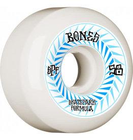 BONES BONES SPF WHEELS - SPINES P5 SIDECUTS 84B WHITE