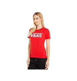 VANS VANS Flying V Crew Tee Goji Berry