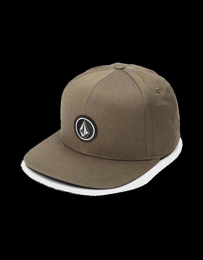 VOLCOM VOLCOM Quarter Twill Hat Black
