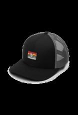 VOLCOM VOLCOM Stone Hill Cheese Hat Black