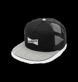 VOLCOM VOLCOM Beautie Cheese Hat Dark Charcoal