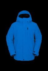 VOLCOM VOLCOM L GORE-TEX Jacket - Cyan Blue