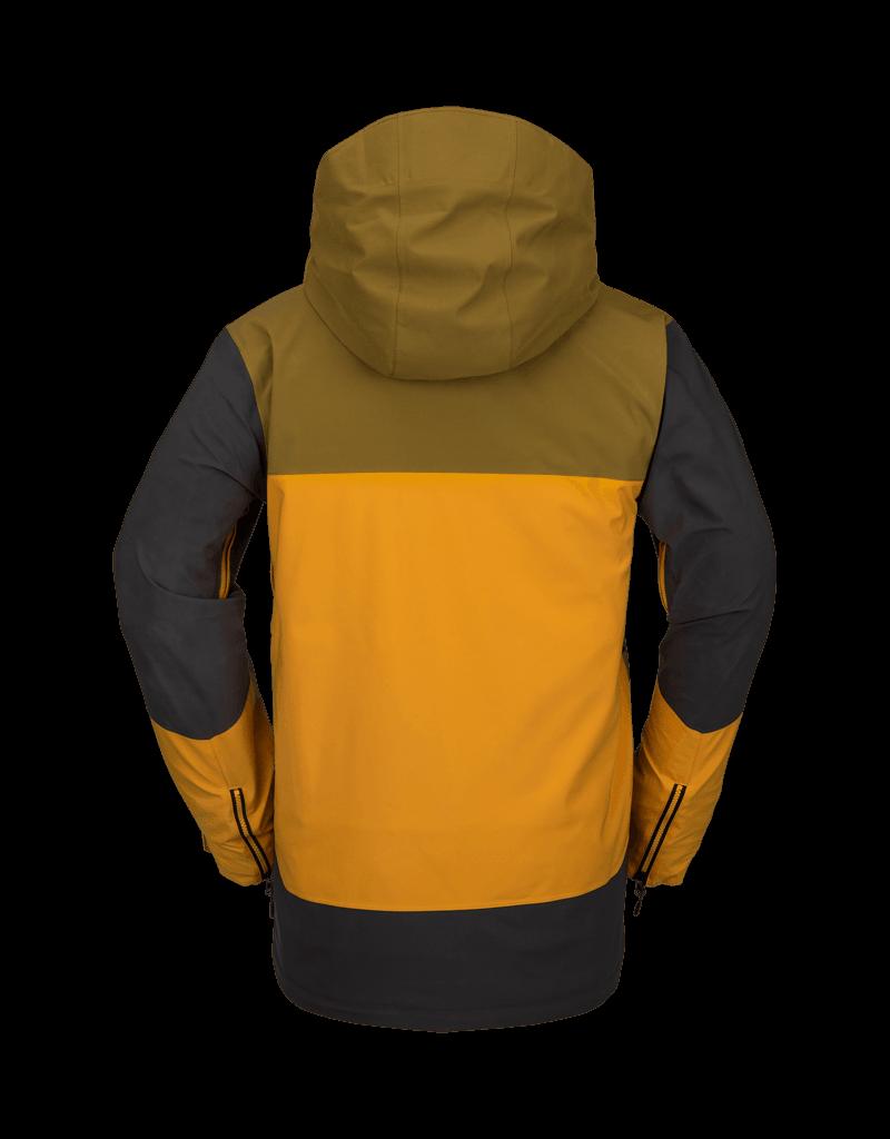 VOLCOM VOLCOM Bl Stretch GORE-TEX Jacket - Resin Gold