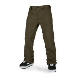 VOLCOM VOLCOM Freakin Snow Chino - Black Military