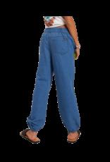 VOLCOM VOLCOM Big Girls Sunday Strut Pants Airforce Blue