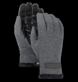 BURTON BURTON Sapphire Glove True Black Heather