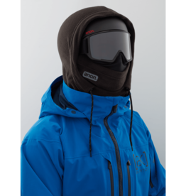 ANON ANON Anon MFI Fleece Helmet Hood Black