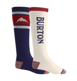 BURTON BURTON Weekend Midweight Sock 2-Pack Mood Indigo