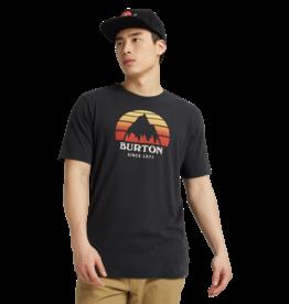 BURTON BURTON Underhill Short Sleeve T-Shirt True Black