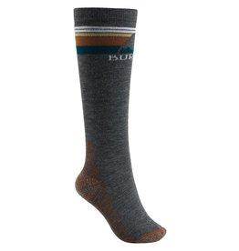 BURTON BURTON Emblem Midweight Socks True Black