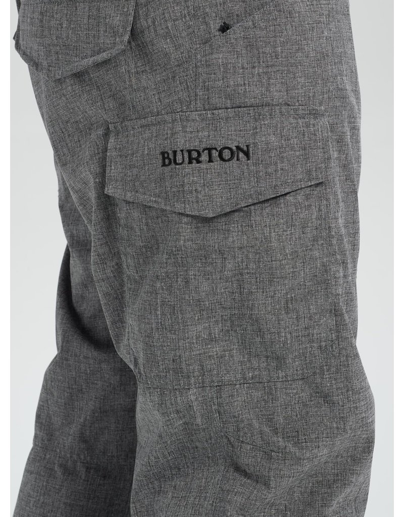 BURTON BURTON Insulated Covert Pant Bog Heather