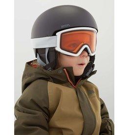 ANON ANON Kids' Rime 3 Helmet Black
