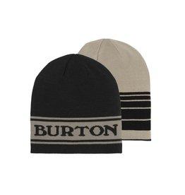 BURTON BURTON Billboard Reversible Beanie True Black/Iron Gray