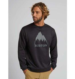 BURTON BURTON Oak Crew True Black Heather