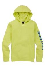 BURTON BURTON Kids' Elite Pullover Hoodie Limeade