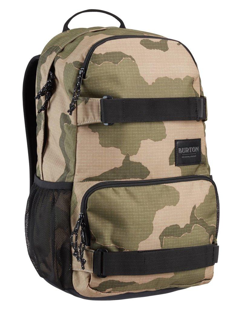 BURTON BURTON Treble Yell 21L Backpack  Barren Camo Print