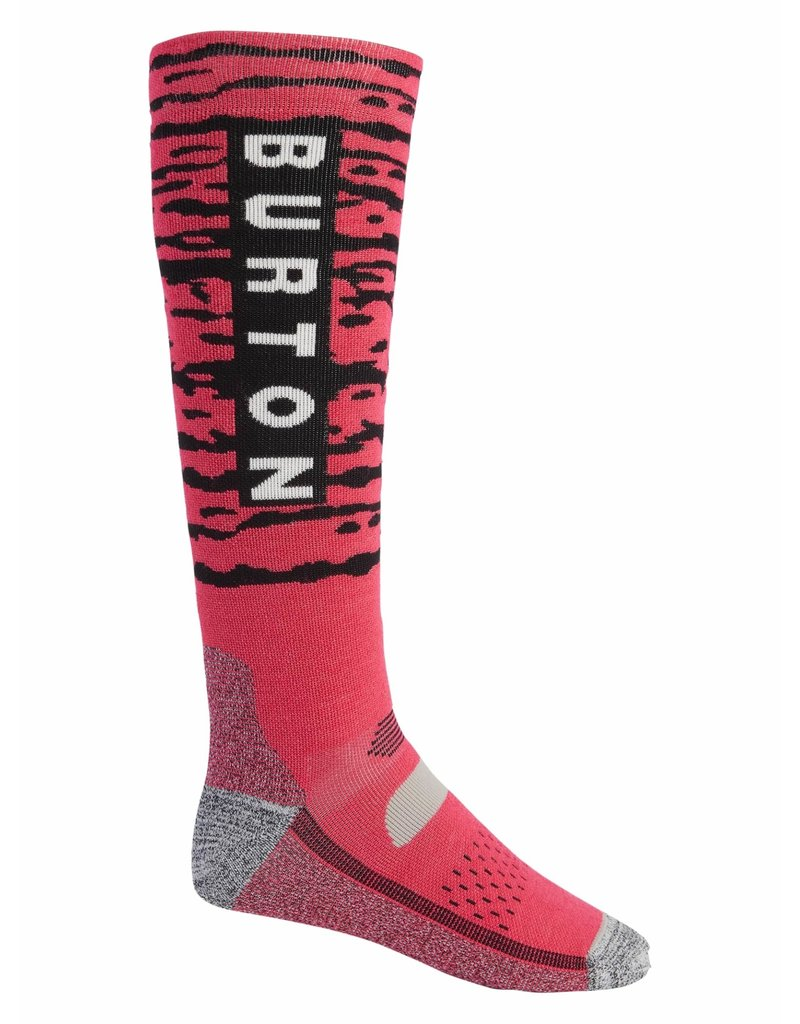 BURTON BURTON Performance Midweight Sock Punchy Pink