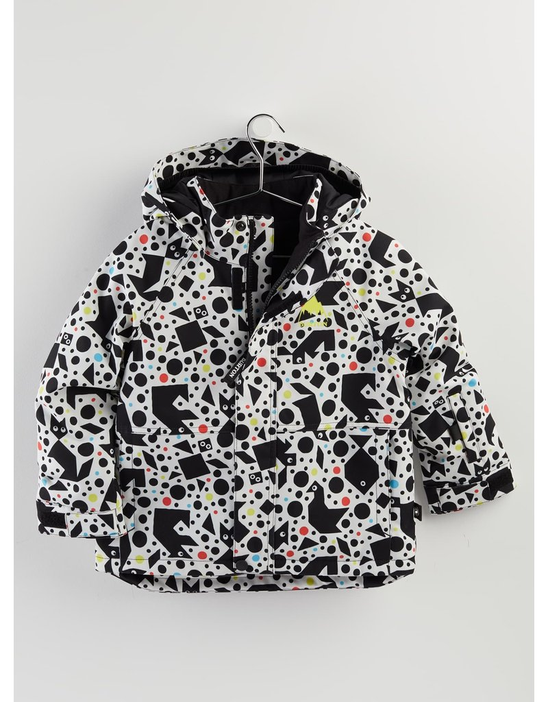 BURTON BURTON Toddlers' Classic Jacket Tangranimals