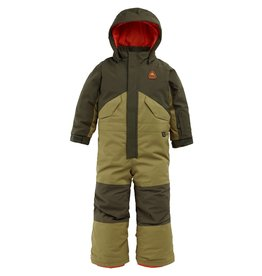 BURTON BURTON Toddlers' One Piece Martini/Forest Night