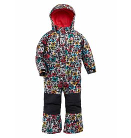 BURTON BURTON Toddlers' One Piece Multicolor Butterfly