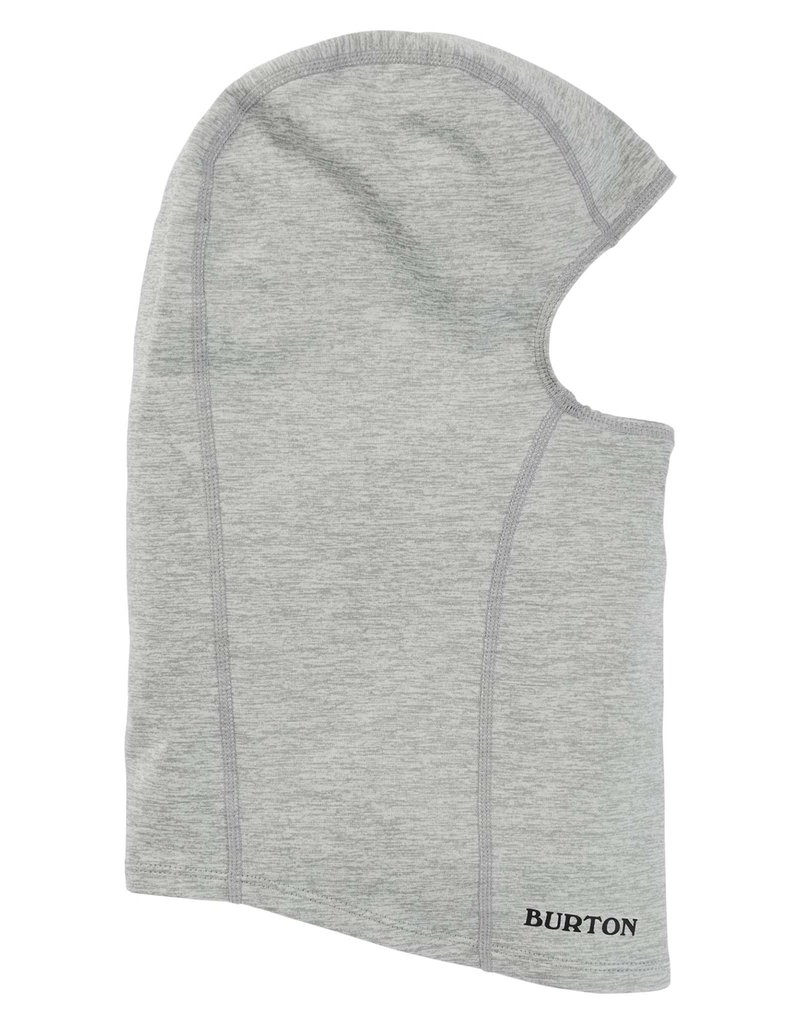 BURTON BURTON Heavyweight Balaclava Gray Heather