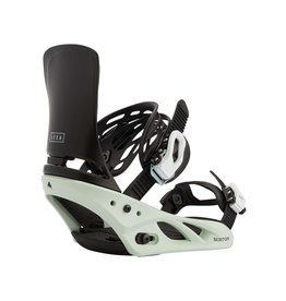 BURTON BURTON Lexa Re:Flex Snowboard Binding Black/Neo-Mint