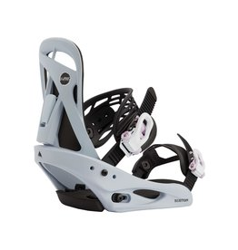 BURTON BURTON Scribe Re:Flex Snowboard Binding Light Periwinkle