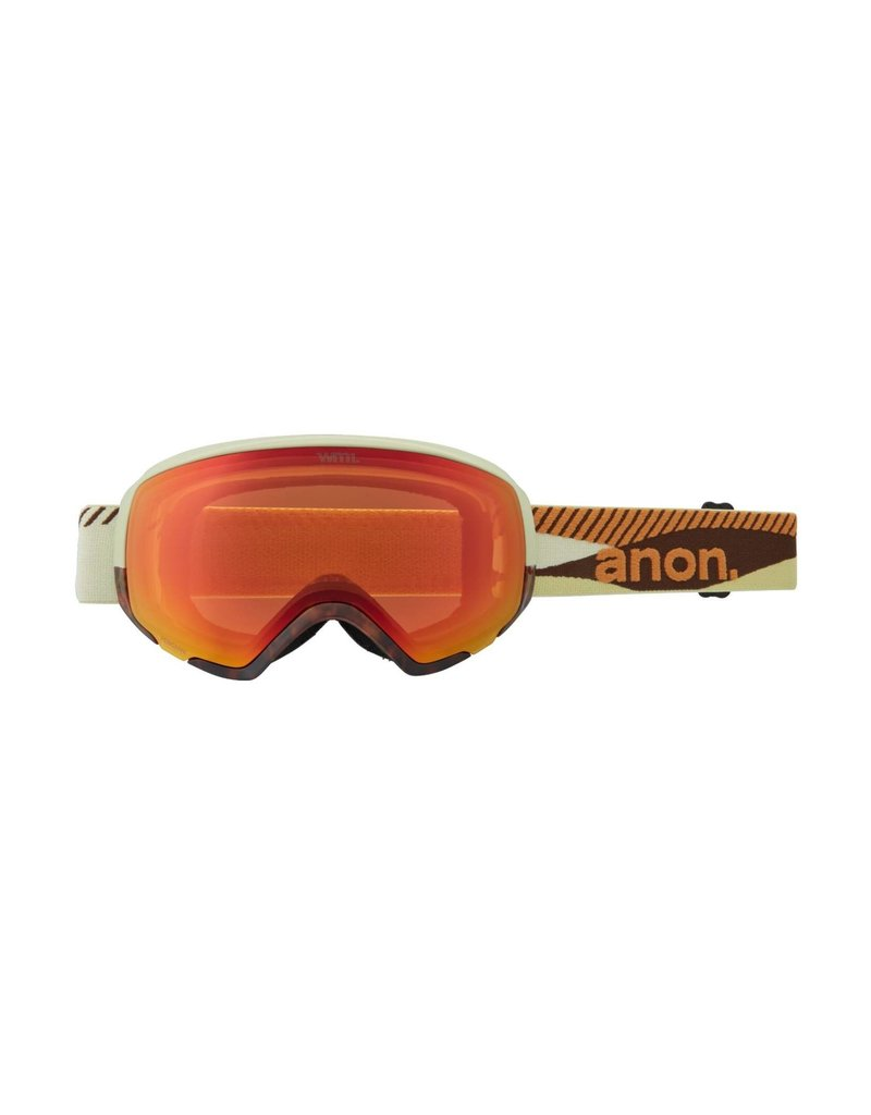 ANON ANON WM1 Goggles + Bonus Lens Tort3 / Perceive Sunny Bronze