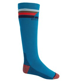 BURTON BURTON Midweight Emblem Socks Bay Blue