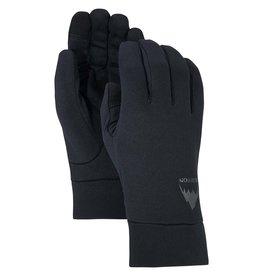 BURTON BURTON Screen Grab Glove Liner True Black