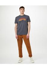 TENTREE TENTREE Vintage Sunset Classic T-Shirt Gargoyle Grey Heather
