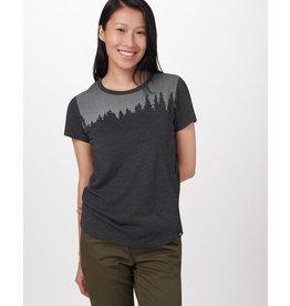 TENTREE TENTREE Juniper Classic T-Shirt Meteorite Black Heather