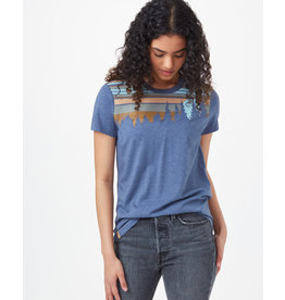 TENTREE TENTREE Retro Juniper Classic T-Shirt Spruce Blue Heather