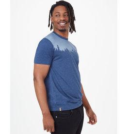TENTREE TENTREE Juniper Classic T-Shirt Dark Ocean Blue Heather