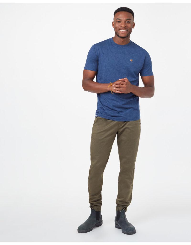 TENTREE TENTREE Treeblend Classic T-Shirt Dark Ocean Blue Heather